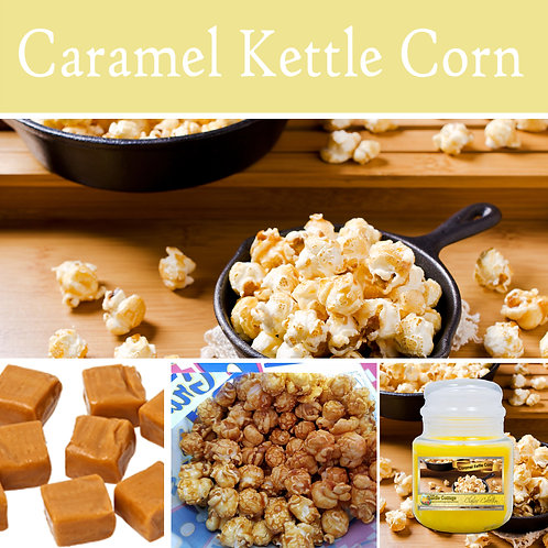 Caramel Kettle Corn