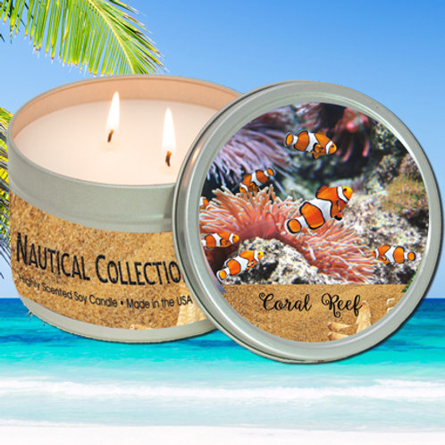 Nautical Collection - Coral Reef