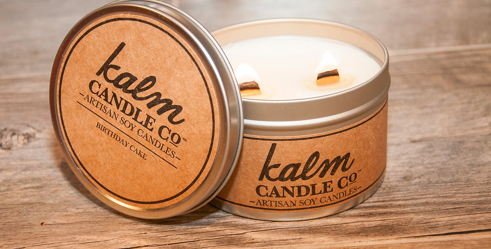kalm Candles - Birthday Cake