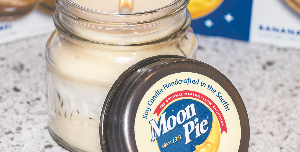 Moonpie Candles - Vanilla