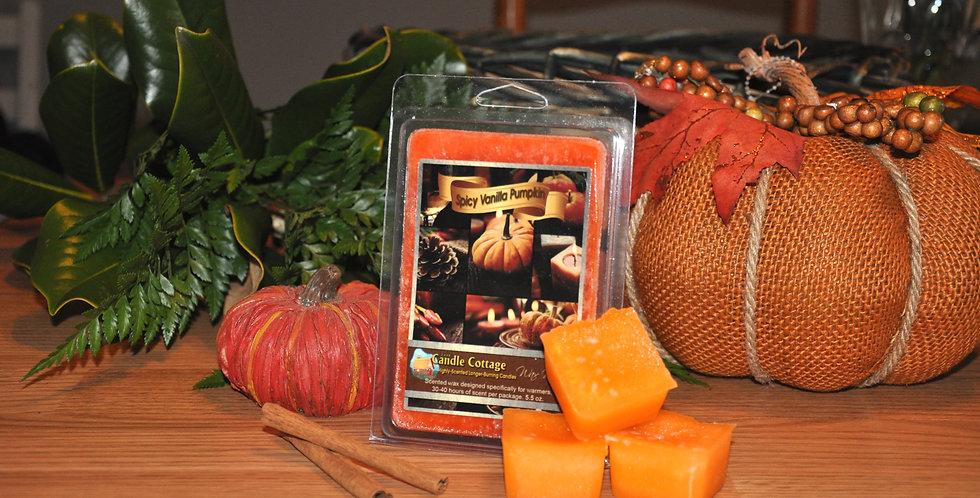 Wax Melts - Spicy Vanilla Pumpkin