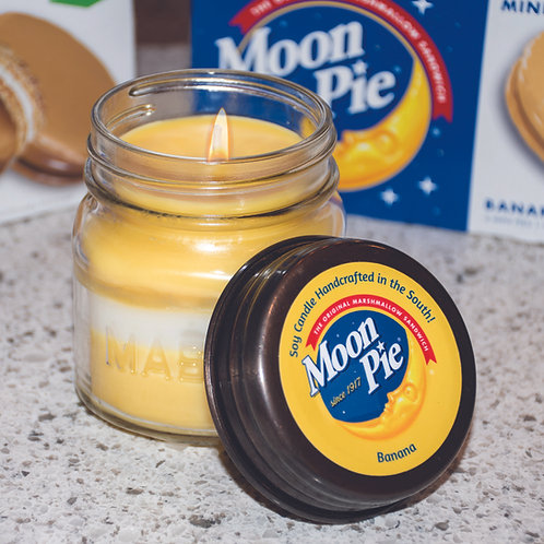 Moonpie Candles - Banana