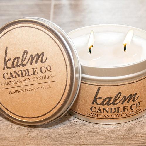 Kalm Collection - Pumpkin Pecan Waffle