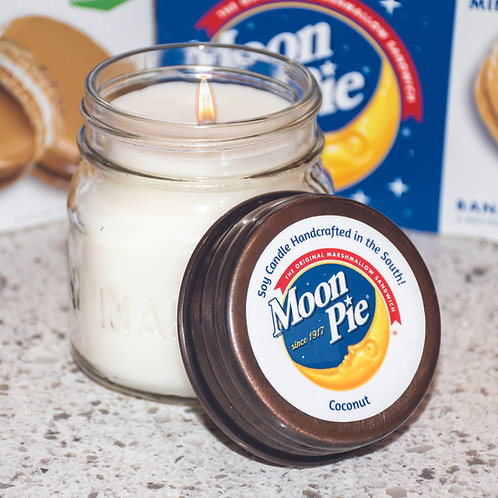 Moonpie Candles - Coconut