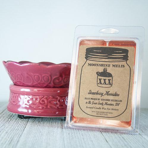 Strawberry Moonshine Gel Melts