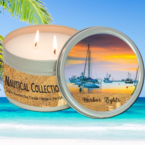 Nautical Collection - Harbor Lights