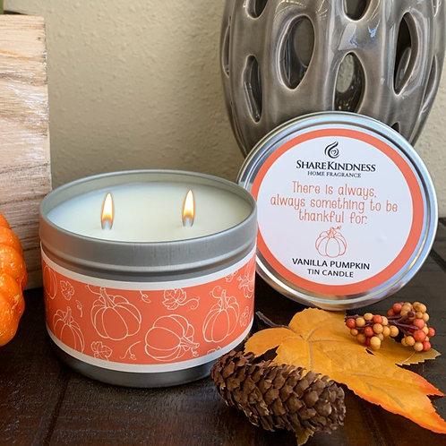 Share Kindness - Vanilla Pumpkin