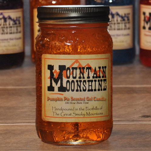 Pumpkin Pie Moonshine Candle