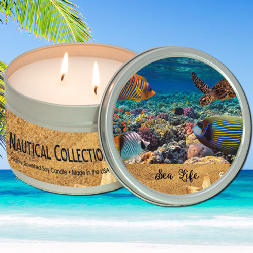 Nautical Collection - Sea Life