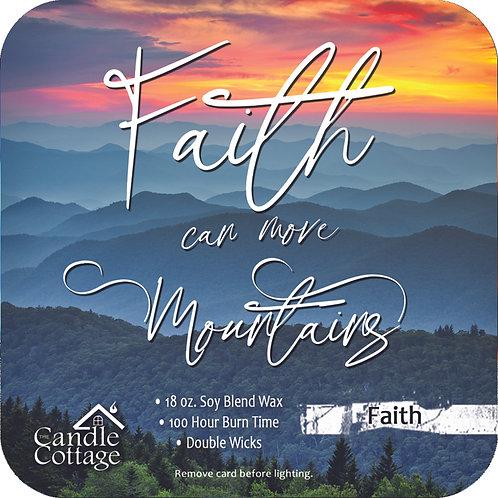 Inspirational Topper Collection - Faith