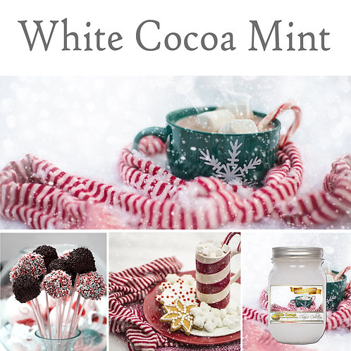 White Cocoa Mint