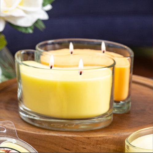 Large DUOS Candles - Mango Papaya/Mandarin Bergamot