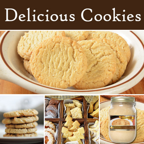 Delicious Cookies