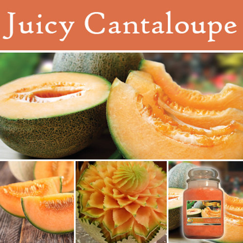 Juicy Canteloupe