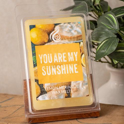 You Are My Sunshine - Lemon Meringue