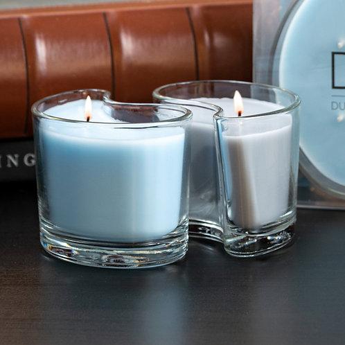 Medium DUOS Candles - Nordic Air/Moonlit Skies