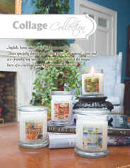 Collage Candle Collection