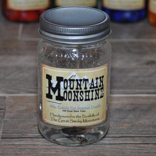 Pina Colada Moonshine Candle