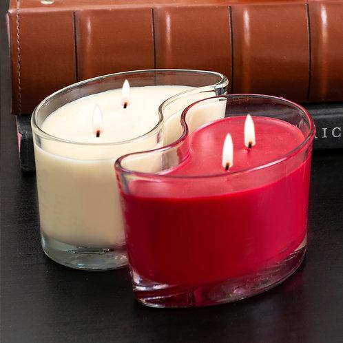 Large DUOS Candles - Cinnamon Noir/Savory Apple