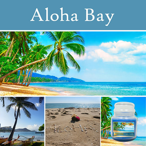 Aloha Bay - New Fragrance!