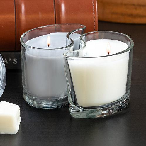 Large DUOS Candles - Bonfire Embers/Sandalwood