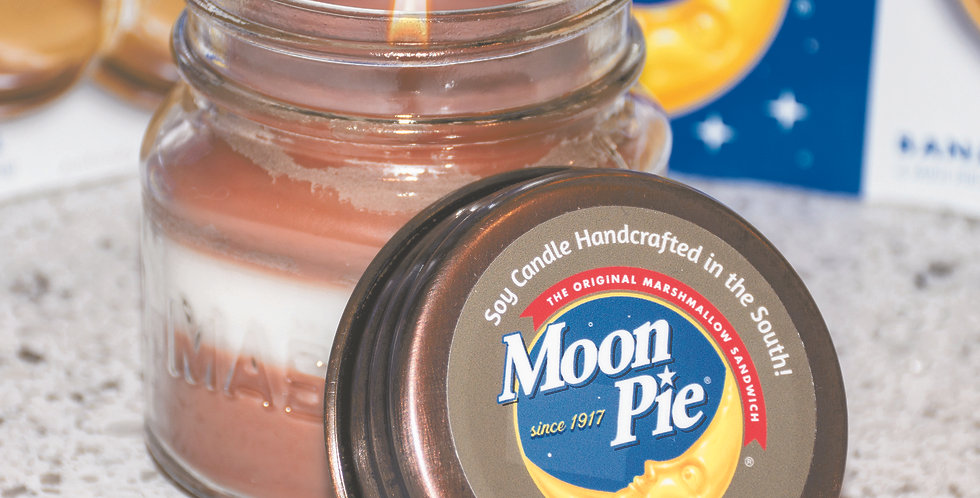 Moonpie Candles - Chocolate