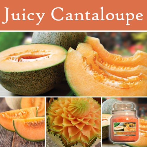 Juicy Cantaloupe