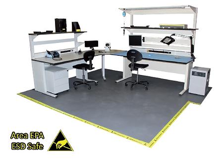 Altezza Banco Di Lavoro Ergonomia : Maxder group srl banchi da lavoro e attrezzature per lelettronica