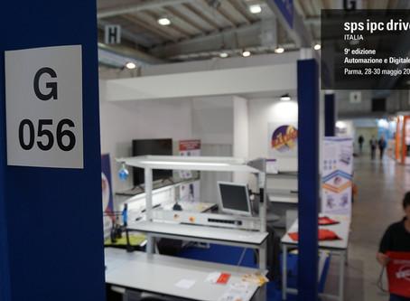GRANDE SUCCESSO ALLA FIERA SPS DRIVES 2019