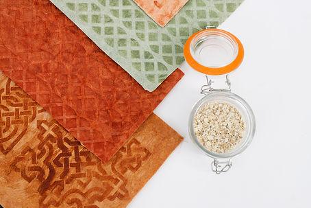 Flax leather samples.jpg