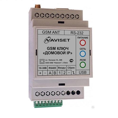 GSM модуль Домовой IP DIN 2G 15000