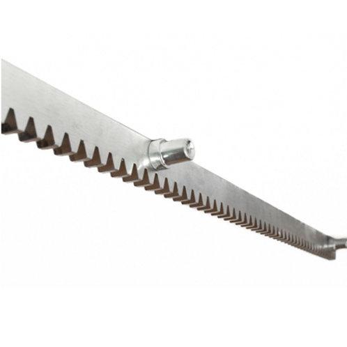 Рейка зубчатая ROA8 металлическая