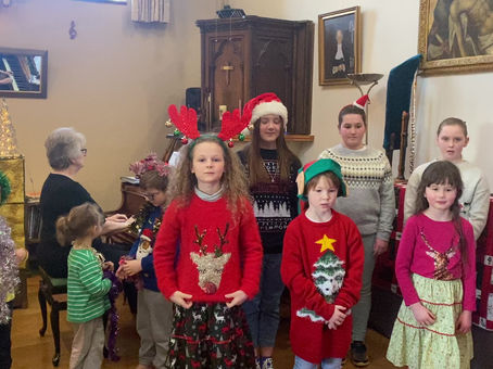 Zooming Lessons and Carols