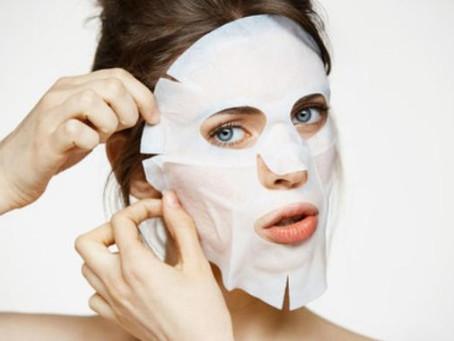Máscaras faciais são a nova febre do momento