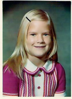 Liz with pink knit dress_sm