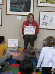 Read Aloud at Children's Museum