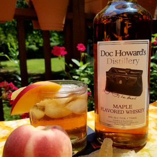 Doc's Maple Sweet Tea