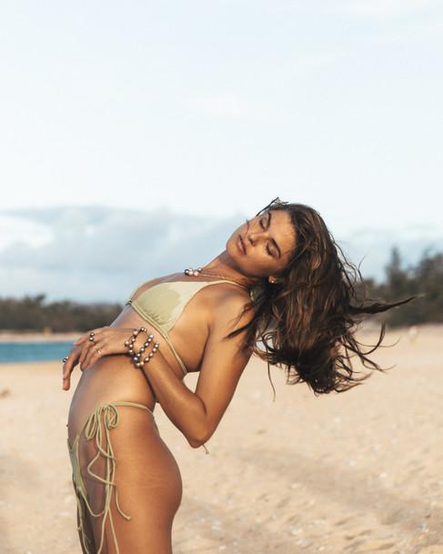 Brie. Stone Fox Swim. Hawaii