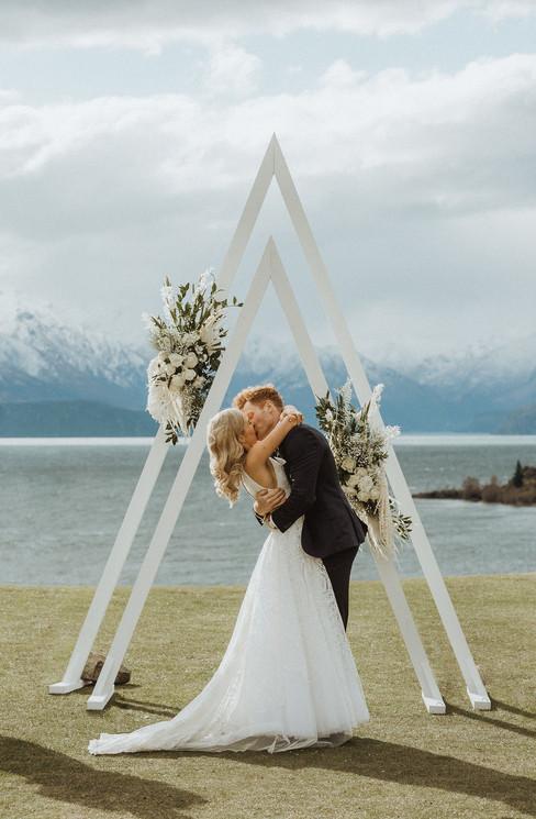 Jamie and Sophie Wanaka Wedding Photographer