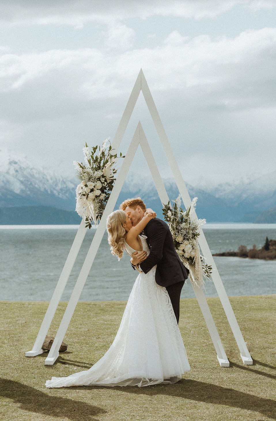 Jamie and Sophie Wanaka Wedding Photographer