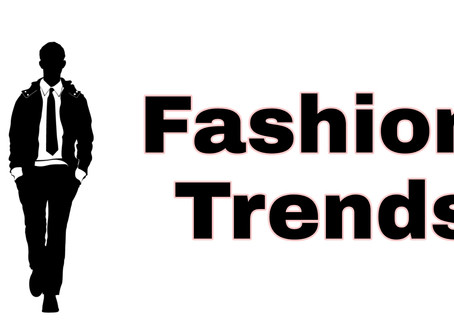 Fashion Trends in 2020.