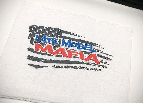 "Official ""Late Model Mafia"" Face Shield"