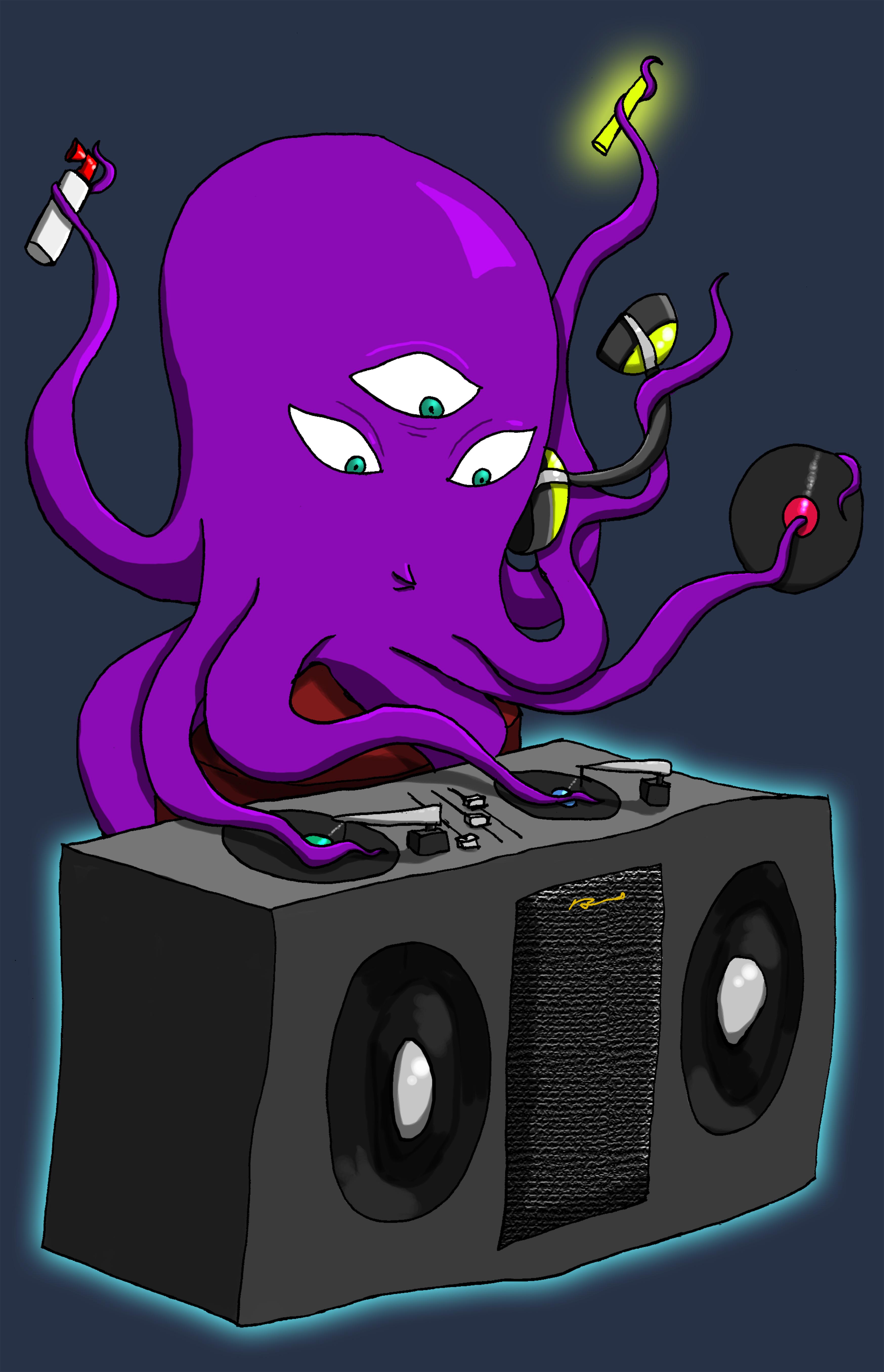 Octopus DJ