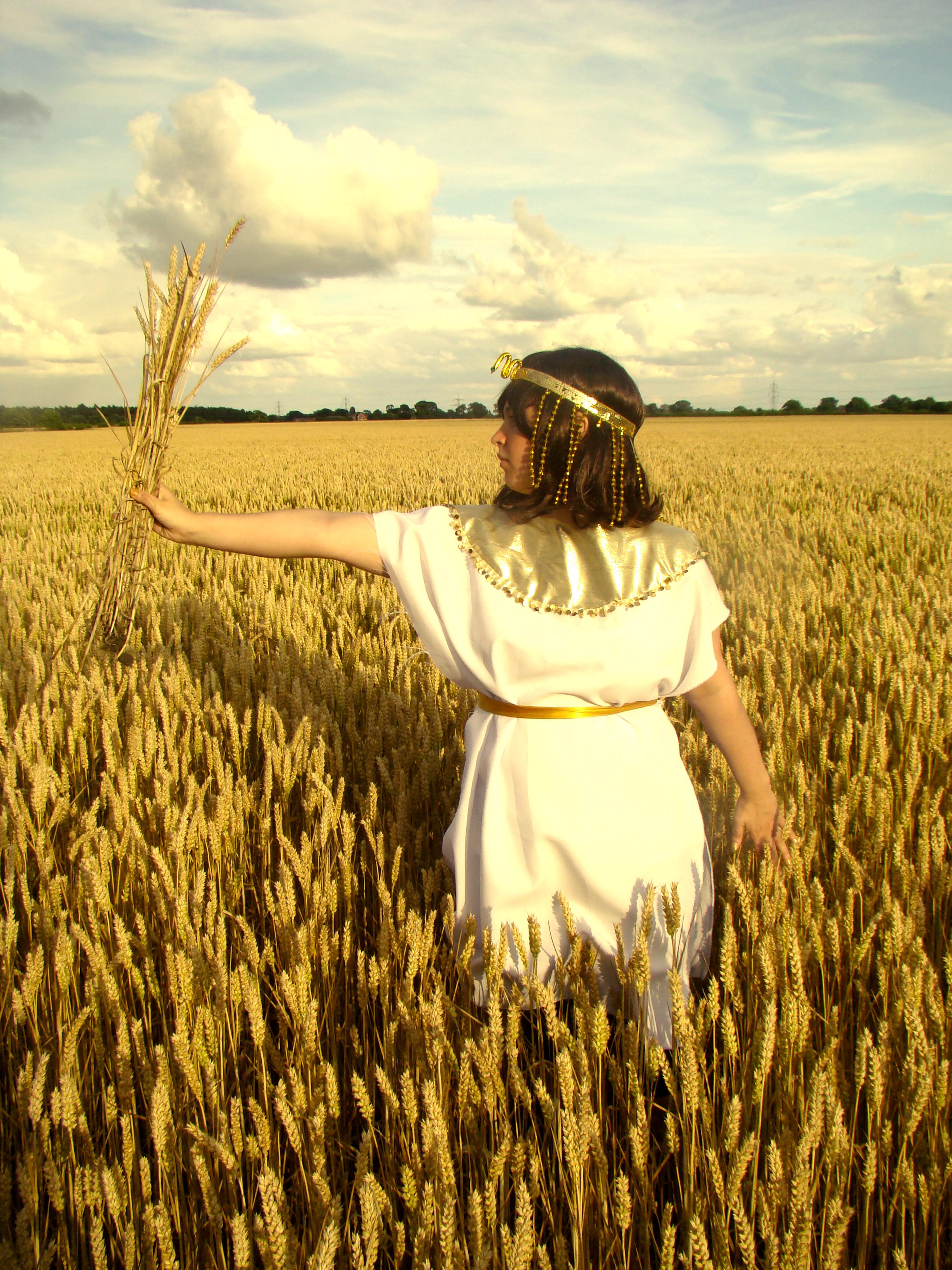 Goddess of the Harvest