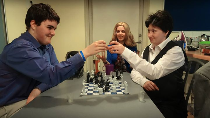 Shot chess