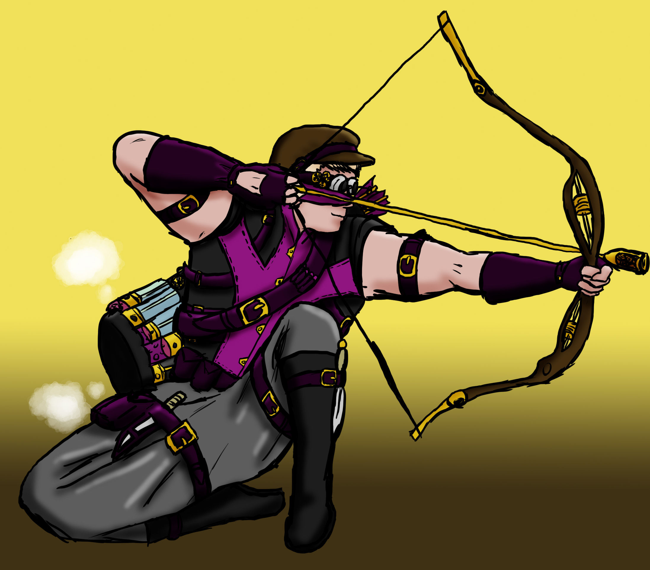Hawkeye alternative