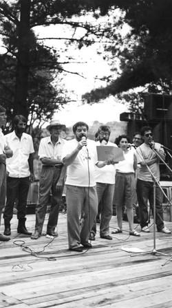 Edesio e Lula - 1992