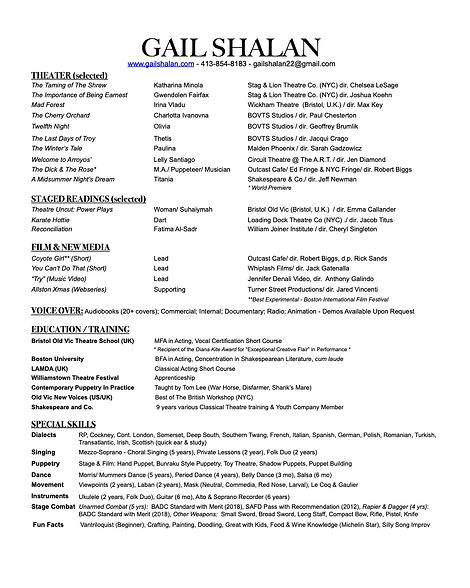 Gail Shalan Actor Resume February 2020.j