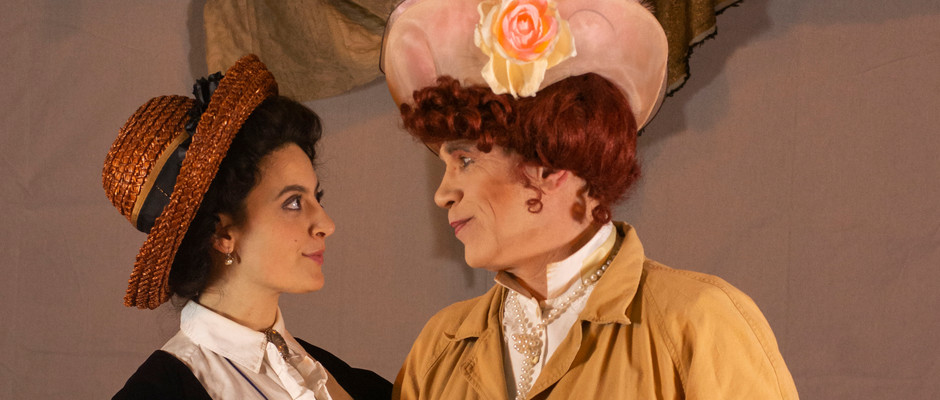 Gwendolen in The Importance of Being Earnest
