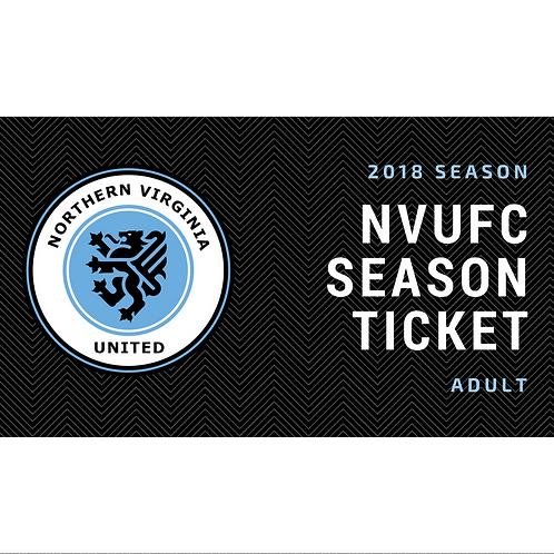 2019 Adult Season Ticket